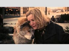 The most emotional scene in Hachiko: A Dog's Story - YouTube Hachiko Movie