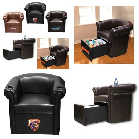 recliner fridge chairs f i z x best of manly man cave accessories