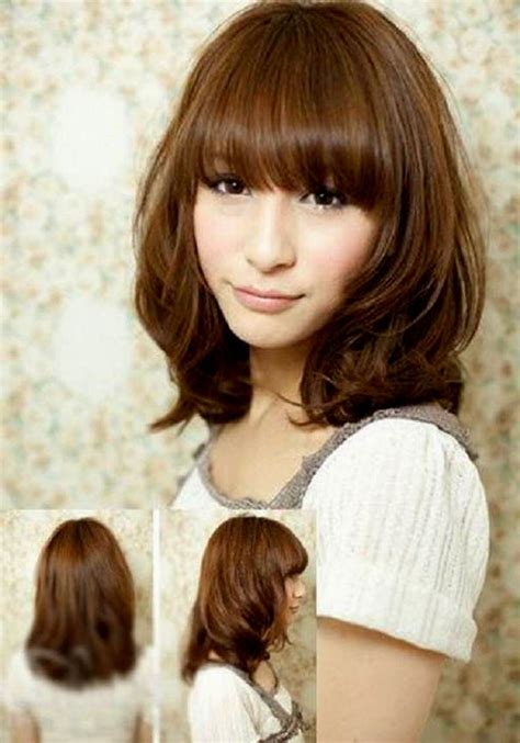 easter time avarde look hairstles korean haircut for women straight