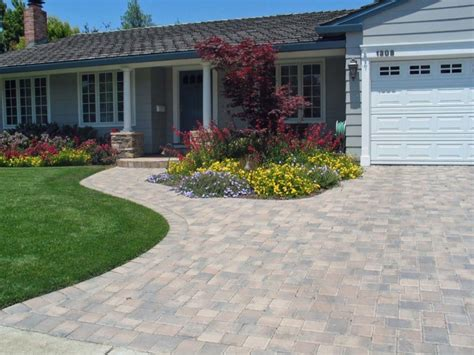 simple front yard 18 front yard landscaping designs ideas design trends