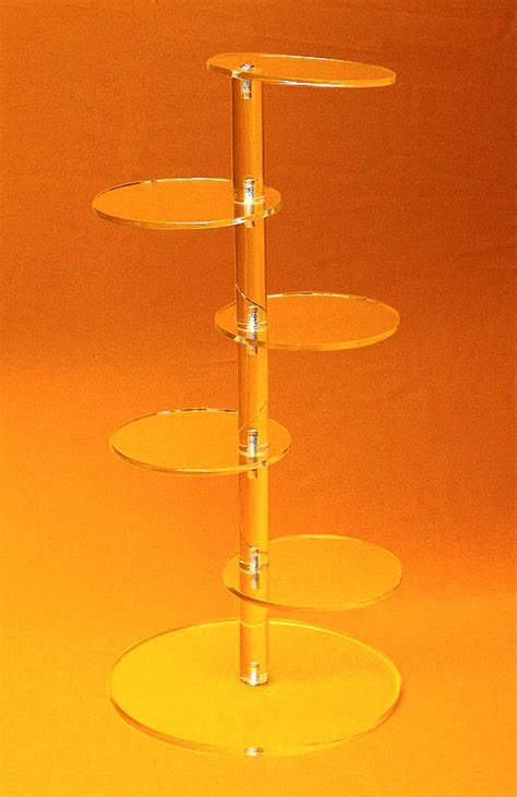 Countertop Display Stands by Displays By Rioux Five Shelf Countertop Displays