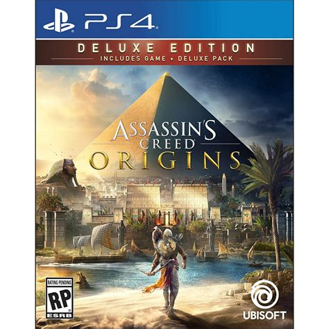 Ps4 Assassin S Creed Origins Deluxe Edition Asia ps4 assassin s creed origins deluxe edition r3 eng