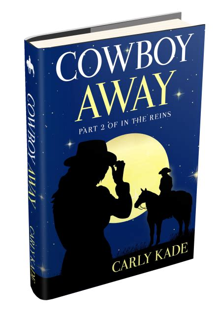 cowboy away in the reins series volume 2 books books swag
