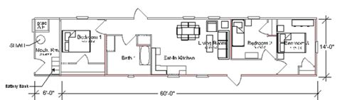 fema trailer floor plan double wide mobile home floor plans