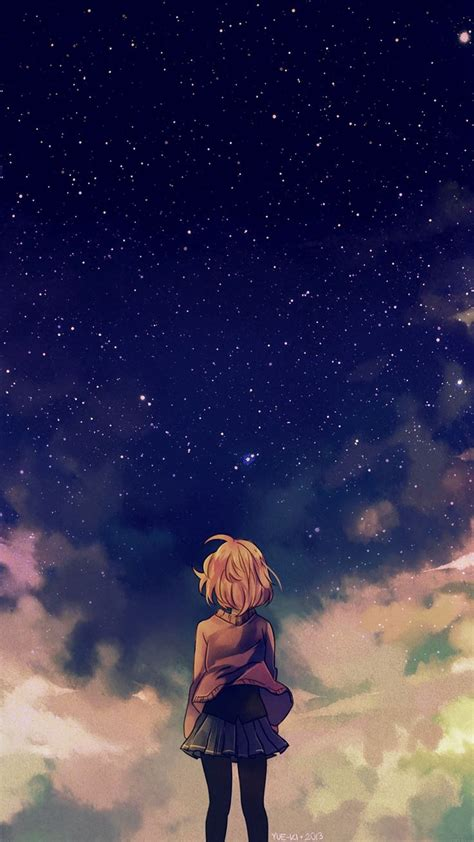 anime girl wallpaper for iphone 1000 ideas about space iphone wallpaper on pinterest