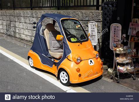 really small cars a very small car the mitsuoka single rider k 1 also