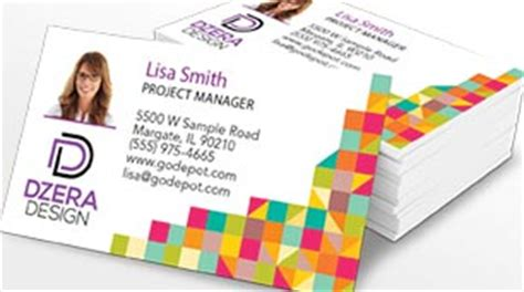 Office Depot Business Card Printing