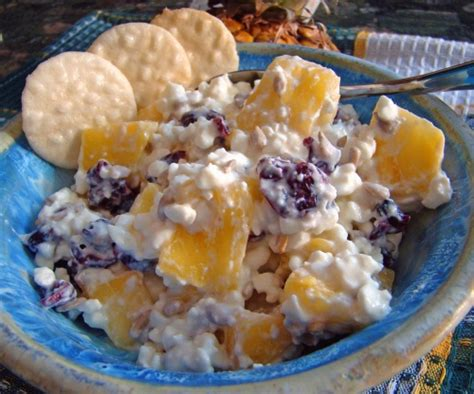 cottage cheese salad recipes pineapple cottage cheese salad recipe food