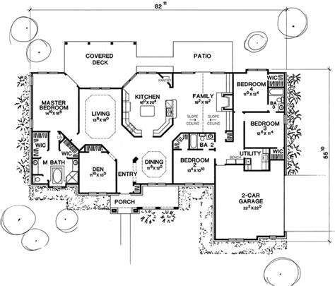 home layout plans the sedona 5434 4 bedrooms and 3 5 baths the house designers