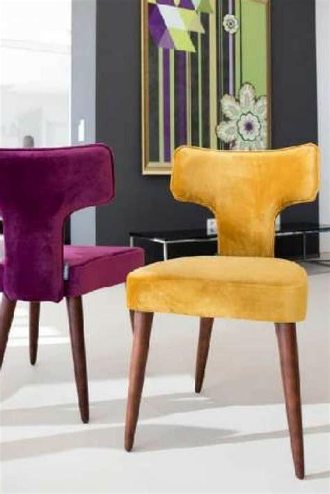 beautiful leila dining chair  gorgeous jewel tones
