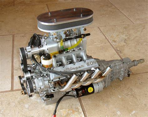 working mini v8 engine kit gary conley s model engine stinger 609 v8 see more