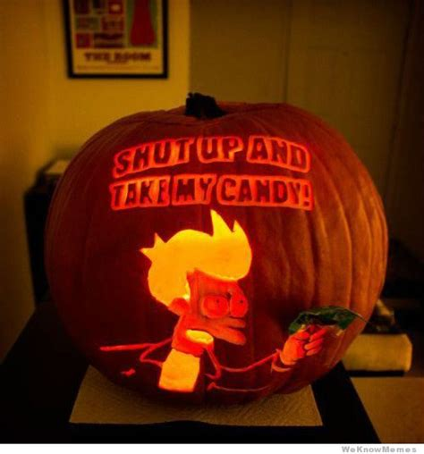 Meme Pumpkin - 12 best meme pumpkin carvings weknowmemes