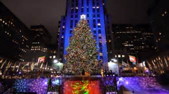 when is the tree lighting in nyc 2014 world tree will light up tonight