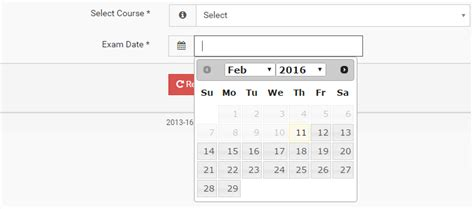 tutorial jquery datepicker how to do start date selected in jquery datepicker using