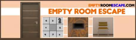 room escape with walkthroughs empty room escape