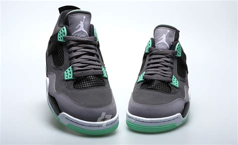 Sepatu Air 4 Green Glow quot green glow quot air 4 sneakernews