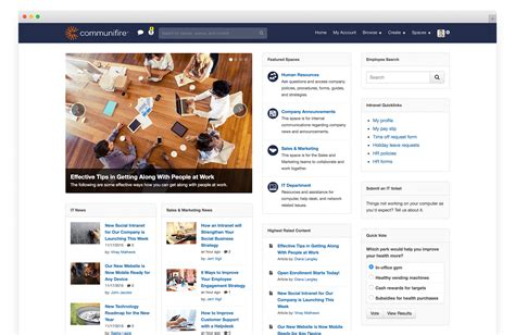 best social intranet intranet news boost your company s communications