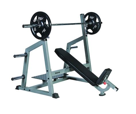 incline bench only ct2043 olympic incline bench