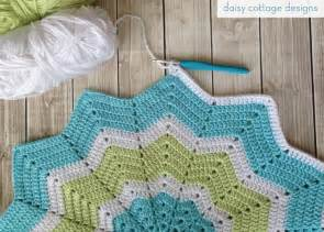 Crochet Star Rug Pattern Crochet Star Baby Blanket Work In Progress Daisy