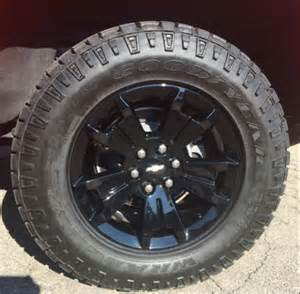 Colorado Trail Tire Size The 2016 Chevrolet Colorado Z71 Trail Up
