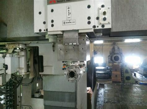 mitsubishi mvr 40 cnc column plano milling machine