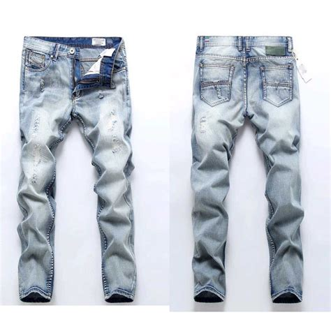 mens light blue jeans ripped mens light blue slim fit jeans bbg clothing