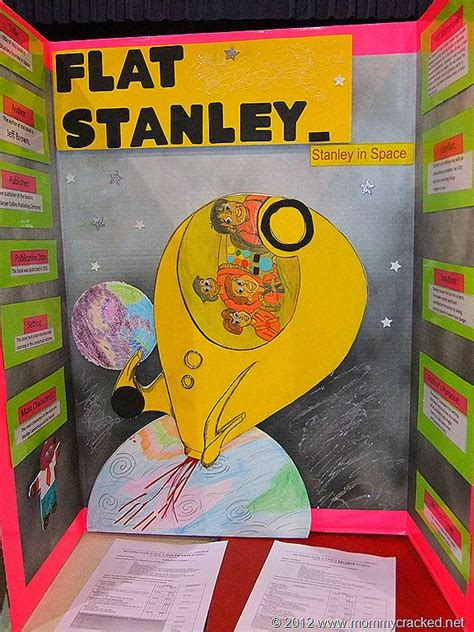 flat stanley book report reading fair projects part 3
