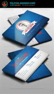 political business cards political business card template graphicriver