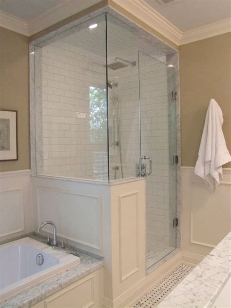 bathroom glass shower ideas best 20 glass showers ideas on pinterest