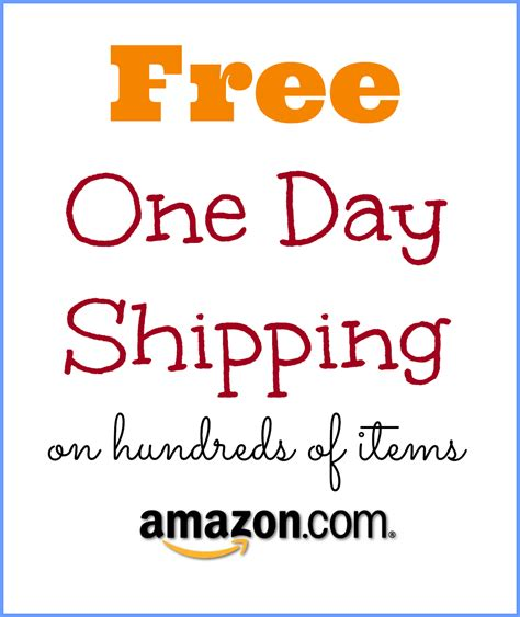 amazon free shipping free one day shipping amazon international college of