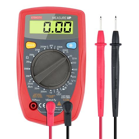 Probe Multimeter 10 best digital multimeters for engineers and hobbyists