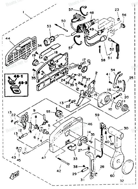 Discuss Wiring diagram yamaha 703 remote control (With