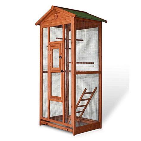 rete per gabbie uccelli gabbia voliera zincata per uccelli damo big 512 tetto