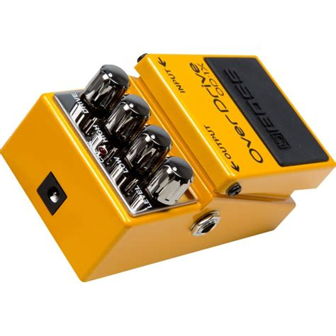 Harga Overdrive jual od 1x overdrive guitar effects pedal