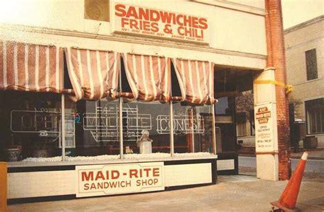 maid rite on pinterest 31 best vintage burger joints images on pinterest