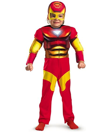 iron man muscle kids costume boy costumes