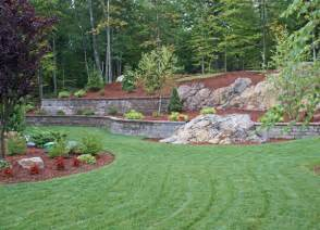 landscape construction photos groundhog landscaping