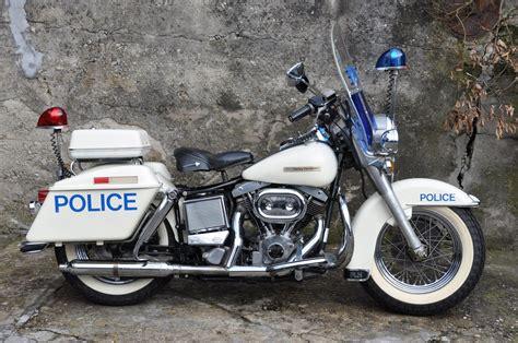 Harley Davidson Police Motorrad motorrad oldtimer kaufen harley davidson police flh