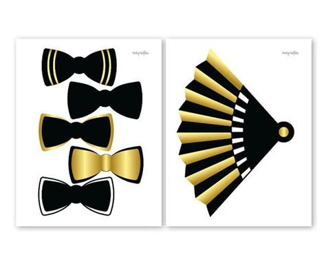 printable gatsby photo booth props gatsby photo booth props printable pdf great gatsby party