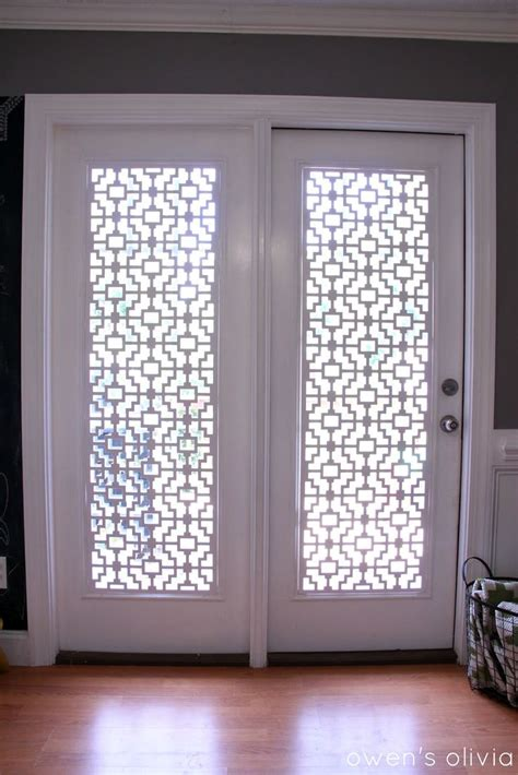 custom window coverings custom window treatments using pvc owen s olivia pinterest