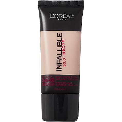 L Oreal Infallible Pro Matte 24 Hour Foundation Harga infallible pro matte 24hr foundation ulta