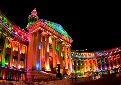 light displays colorado springs colorado festivals lighting colorado com