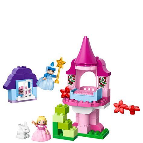 Lego Princess Diary Beautiful lego duplo princess tm sleeping s tale 10542 iwoot