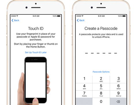 set password on iphone how to set up an iphone cellhire