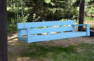 Hanging Bench Swing Ana White Large Modern Porch Swing Or Bench Diy Projects
