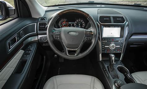 ford explorer 2017 interior 2017 ford explorer cars exclusive videos and photos updates