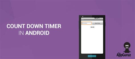android countdown timer android count timer