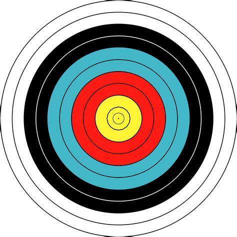 bullseye target bullseye targets printable clipart best