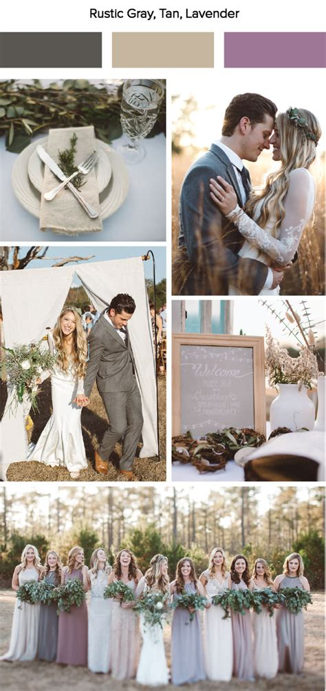 rustic color palette rustic wedding color palette www imgkid the image