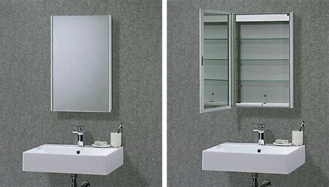 top   bathroom mirror cabinets single double